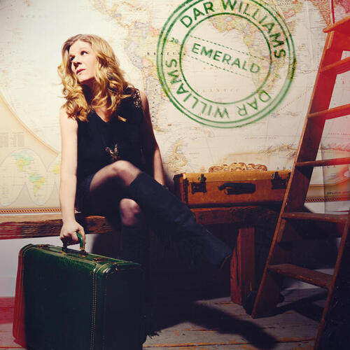 Album cover for Emerald by Dar Williams