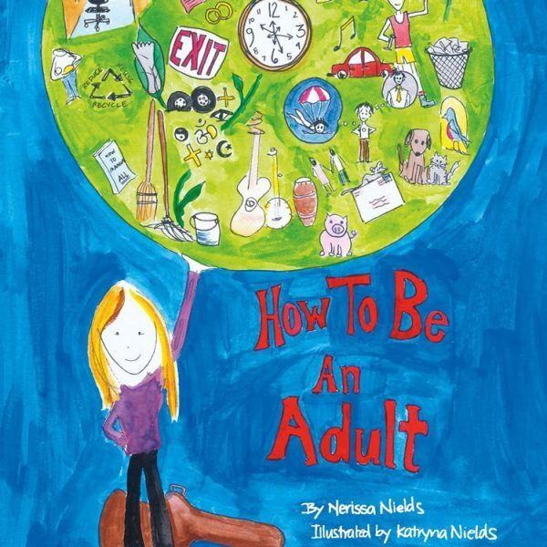 cover of How to be an adult