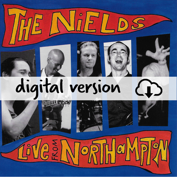 Live from Northampton Digital Version album cover