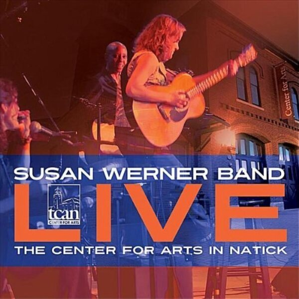 Live at the Center for Arts Natick album cover