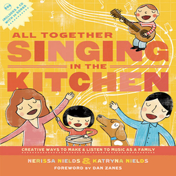 All Together Singing in the Kitchen Book